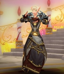 Buying WoW Account Level 85 Female Blood Elf Priest