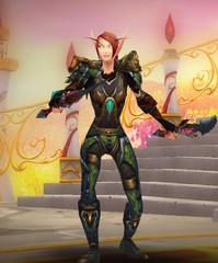 Buying WoW Account Level 85 Female Blood Elf Rogue