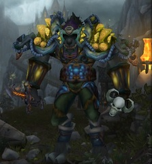 Buying WoW Account Level 85 Male Worgen Druid