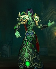 Buying WoW Account Level 85 Female Undead Warlock