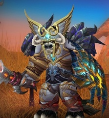Buying WoW Account Level 85 Male Tauren Paladin