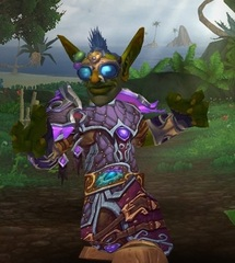 Buying WoW Account Level 85 Male Goblin Mage