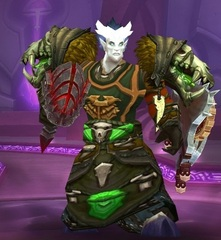 Buying WoW Account Level 85 Male Draenei Shaman