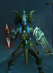 buy wow characters Level 60 Witch Doctor