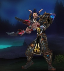 Cheap WoW Accounts Level 85 Male Night Elf Rogue