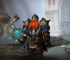 Buying WoW Account Level 85 Male Dwarf Paladin