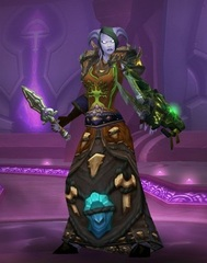 Buying WoW Account Level 85 Female Draenei Shaman