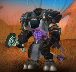 Cheap WoW Accounts Level 85 Male Tauren Druid