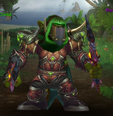 Buying WoW Account Level 85 Male Goblin Rogue