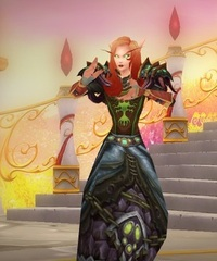 Cheap WoW Accounts Level 85 Female Blood Elf Warlock