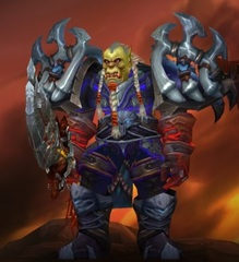Buying WoW Account Level 85 Male Orc Warrior