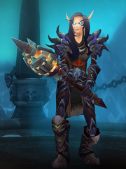 Cheap WoW Accounts Level 85 Female Blood Elf Death Knight