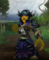 Cheap WoW Accounts Level 85 Female Goblin Warlock