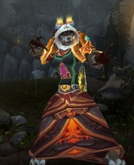 Cheap WoW Accounts Level 85 Female Worgen Mage