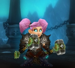 Buying WoW Account Level 85 Female Gnome Death Knight