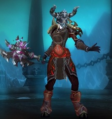 Buying WoW Account Level 85 Female Draenei Death Knight
