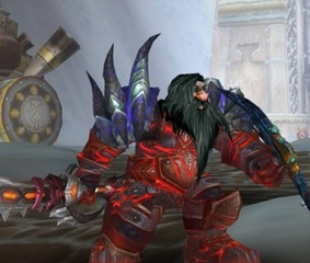 Cheap WoW Accounts Level 85 Male Dwarf Warrior