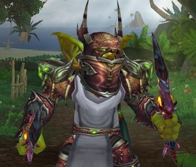 Cheap WoW Accounts Level 85 Male Goblin Rogue