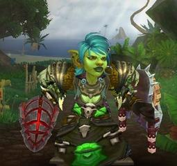 Buying WoW Account Level 85 Female Goblin Shaman