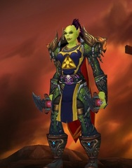 Cheap WoW Accounts Level 90 Female Orc Rogue