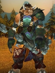 Buying WoW Account Level 90 Female Tauren Hunter
