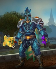 Cheap WoW Accounts Level 86 Male Human Paladin
