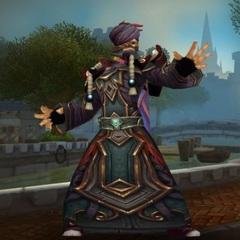 Buying WoW Account Level 90 Male Human Warlock