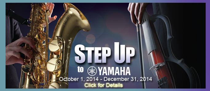 Yamaha Step Up