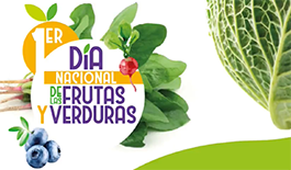 INTA celebra el Primer Día Nacional de las Frutas y Verduras