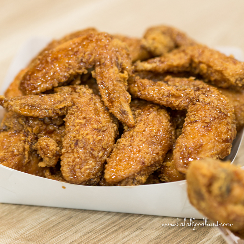NENE CHICKEN WINGS