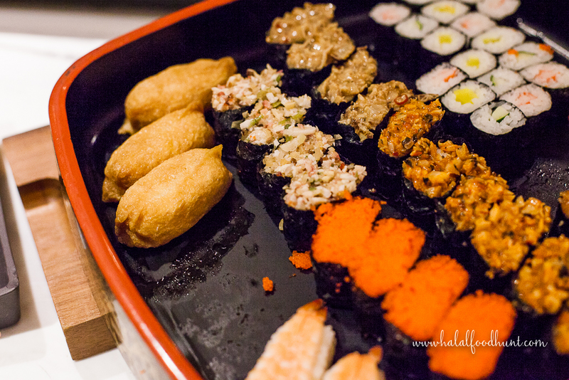 KATONG KITCHEN SUSHI SET