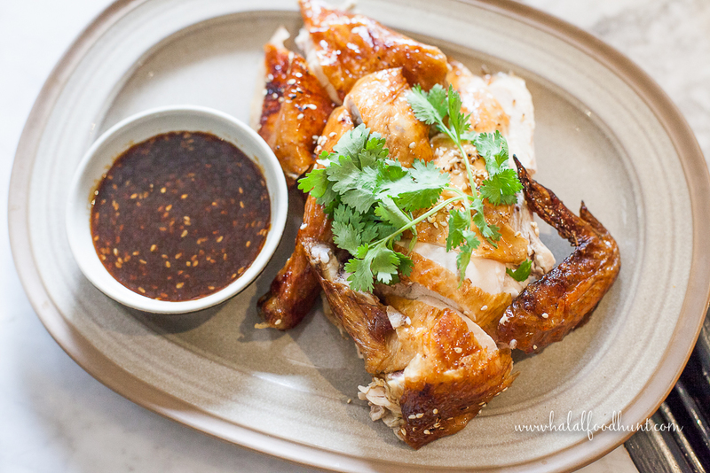 KATONG KITCHEN HONEY GLAZED ROASTED SESAME CHICKEN