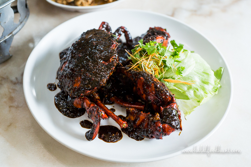 SEGAR VILLAGE_BLACK PEPPER CRABS