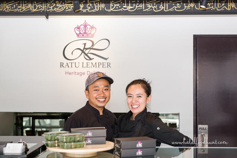Ratu Lemper's co-owners Alia Widjaya and husband Amin Yusoff