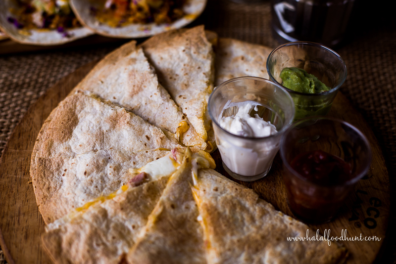 Smoked Duck Quesadilla (Con Pato Ahu Mado) @ Afterwit - halalfoodhunt