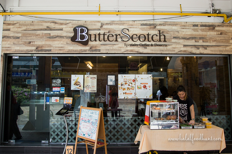 Ramadhan @ ButterScotch Cafe - halalfoodhunt