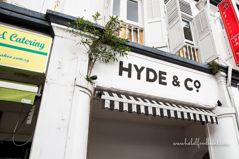 Hyde & Co Store front