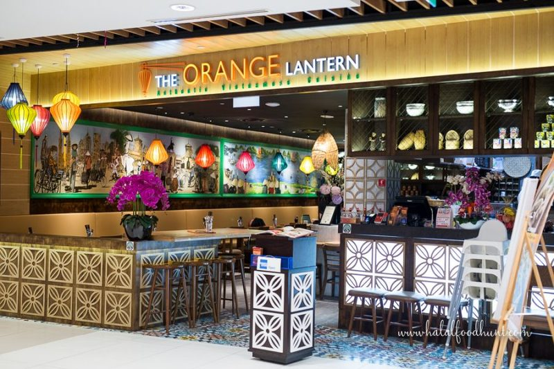 The Orange Lantern Halal Certified - halalfoodhunt
