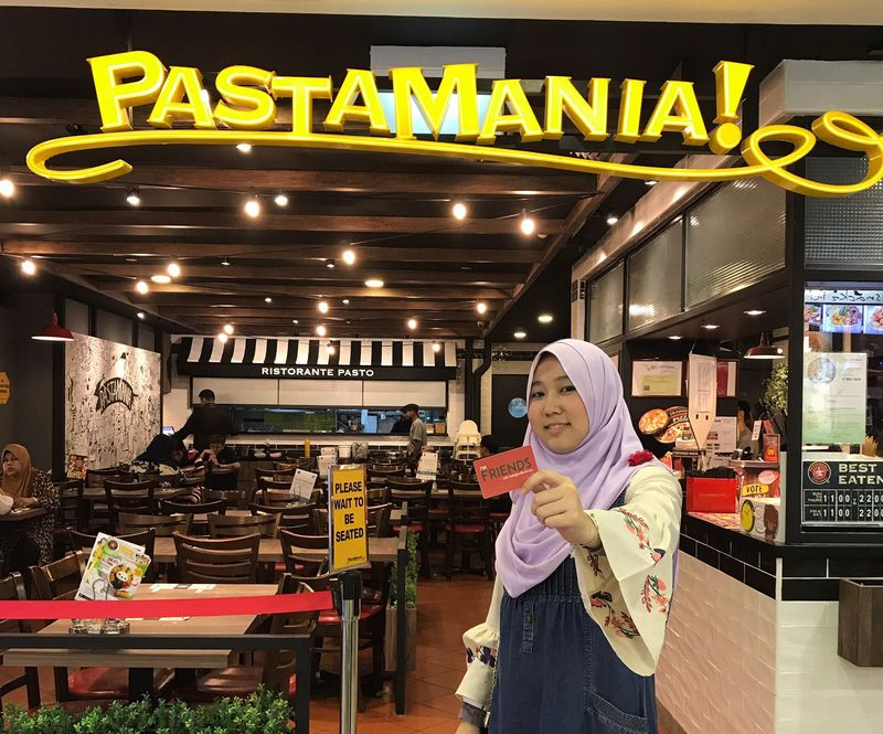 PastaMania FRIENDS