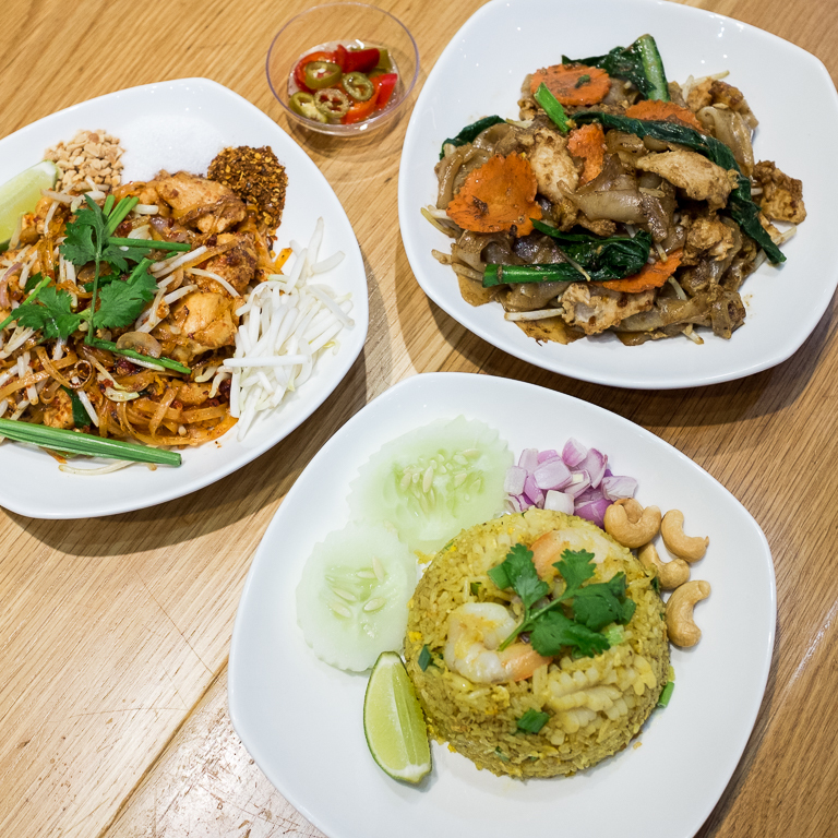 Siam Kitchen's Giving Dish