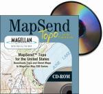 GPS Map CDs