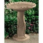 Non-Heated Bird Baths