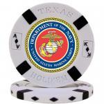 Military Poker Chips