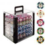 Acrylic Poker Chip Set Cases