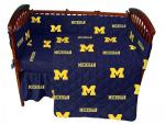 Sports Themed Crib Bedding