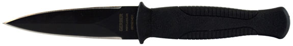 High-Caliber Highlight Boot Knives