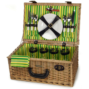 Picnic Baskets for 4