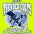 Thundercolts logo on safety green