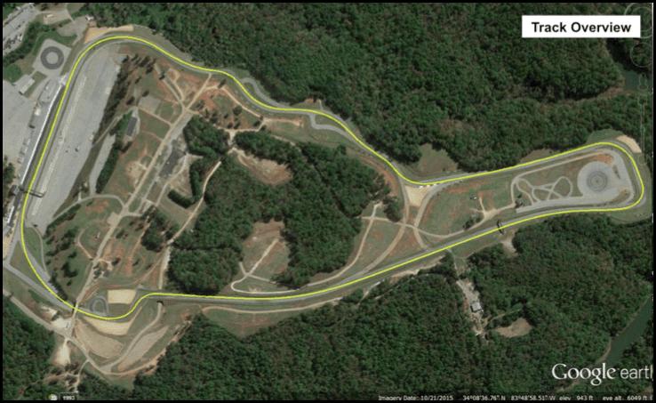 road atlanta track