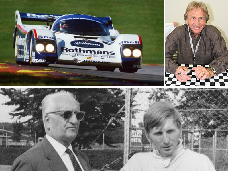 international gt derek bell